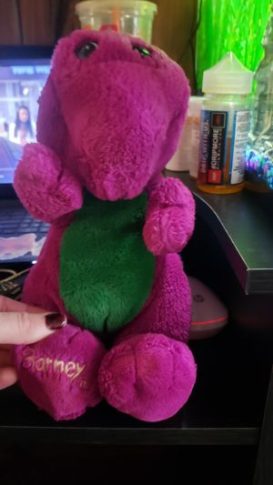 Barney and Baby Bop for Sale in Palm Beach Gardens, FL