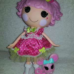 Lalaloopsy doll and pet, $20 for Sale in Sacramento, CA