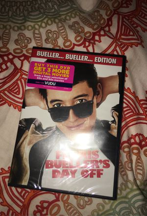 Ferris Bueller's Day off dvd for Sale in Richmond, VA