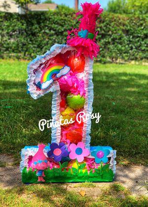 Poppy trolls Piñata for Sale in Fort Worth, TX