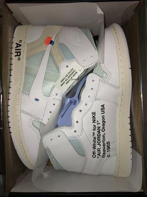 Off-White Jordan 1's Triple White for Sale in Boca Raton, FL