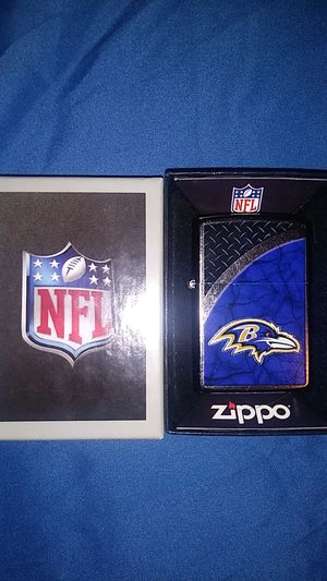 Official RAVENS Zippo Lighter for Sale in Sparrows Point, MD