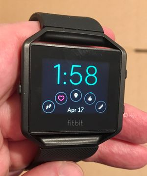 Fitbit Blaze Activity Tracker/ Smartwatch for Sale in Las Vegas, NV