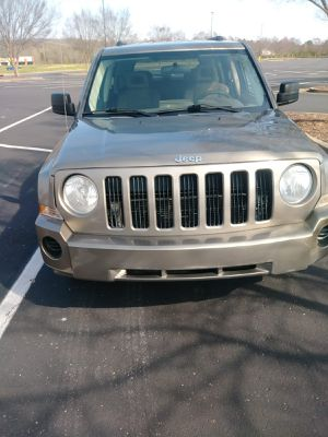 2008 Jeep Patriot for Sale in Nashville, TN