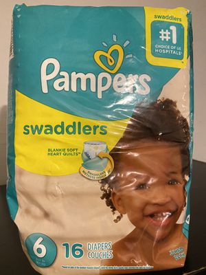 Pampers Size 6 for Sale in San Diego, CA