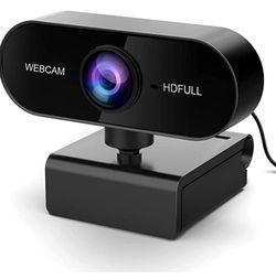 USB Web Camera, Carantee 1080p Webcam with Microphone for Sale in Rancho Cucamonga,  CA