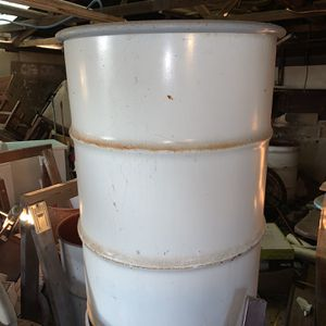 Two 55 Gallon Drums ($25 For Both) for Sale in Lexington, SC