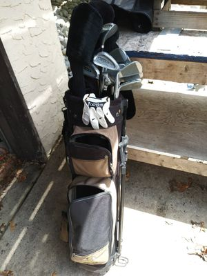 Golf clubs and bag for Sale in Hamilton Township, NJ