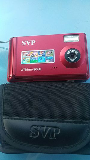 SVP XThinn-8068 digital camera for Sale in Middletown, OH