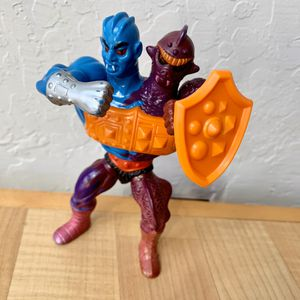 Vintage Heman and the Masters of the Universe Two-Bad Action Figure Complete With Shield Weapon for Sale in Elizabethtown, PA