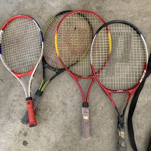 Tennis rackets for Sale in Bell, CA