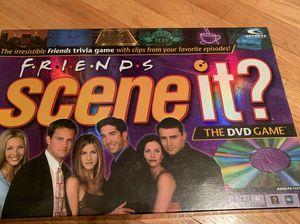 Friends Scene It Game for Sale in Chicago, IL