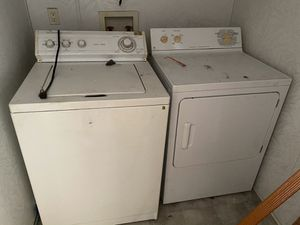 Washer and dryer ( 100 for both ) for Sale in Inverness, FL