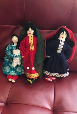 Handmade dolls for Sale in Richmond, VA