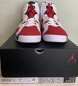 Jordan 6 Carmine Size 11 Mens DS for Sale in Chapel Hill,  NC