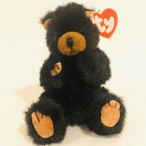 Vintage Original Ty Beanie Babies Black Bear Ivan for Sale in Altamonte Springs, FL