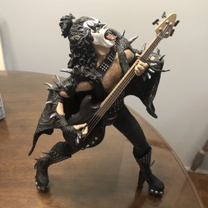 "Gene Simmons 12"" KISS Alive McFarlane for Sale in Orlando, FL"