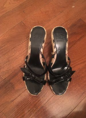 Burberry shoes for Sale in Brentwood, MD