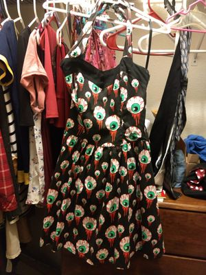 Hell Bunny dress and petticoat for Sale in Wallowa, OR