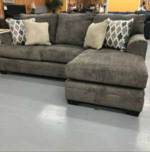 "❄❄ BRAND NEW ❄Dorsten Slate Reversible Sofa Chaise Dimensions: 92"" W x 62"" D x 38"" H for Sale in Jessup, MD"