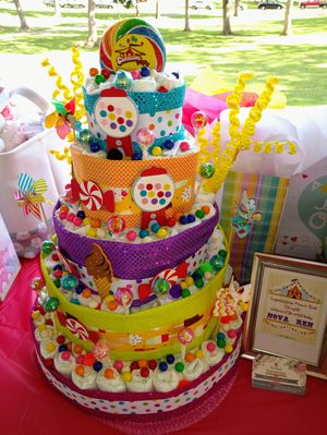 Gorgeous Diaper Cakes for Sale in Lewisburg, TN