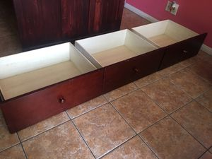 Bed Storage drawers for Sale in San Diego, CA