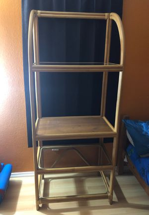 Bamboo Shelf for Sale in Port St. Lucie, FL