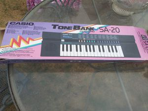 Casio Tone Bank for Sale in Norco, CA