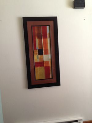 Tall heavy picture for Sale in Eau Claire, WI