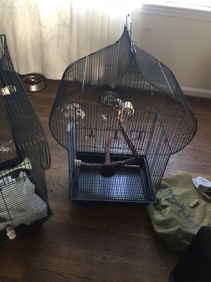 Bird cages $25 each for Sale in Falls Church, VA