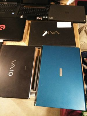 5 laptops That need screen replacement for Sale in Portland, OR