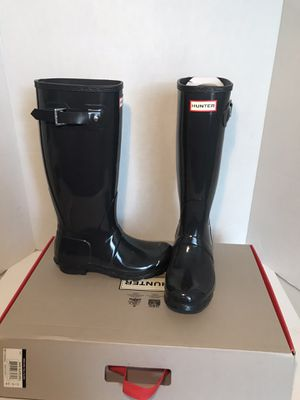 Hunter rain boots brand new size 7 for Sale in Grand Prairie, TX