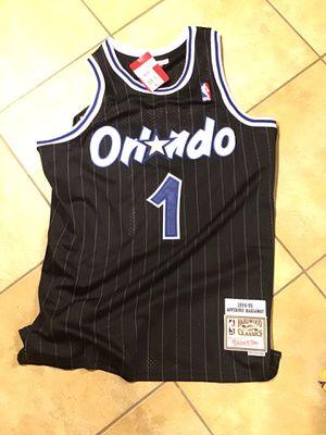 Penny Hardaway Orlando jersey men's large for Sale in Atlanta, GA