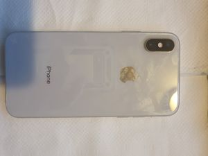 Iphone XS factory unlock 64gb and Airpods 2nd generation for Sale in Adelphi, MD