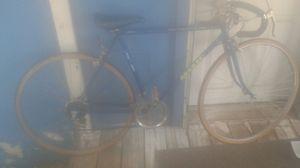 Apollo racer road bike blue mens for Sale in Atlanta, GA