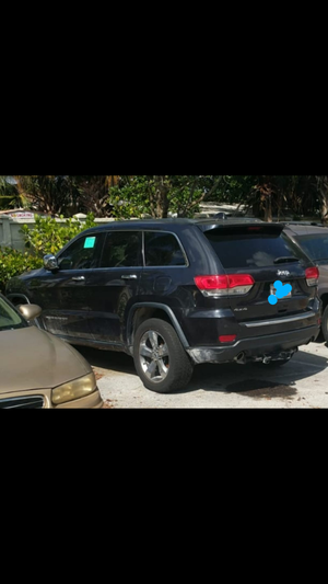 Jeep Grand Cherokee parts only for Sale in Pompano Beach, FL
