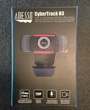 Adesso CyberTrack H3 Webcam for Sale in Tampa Palms, FL