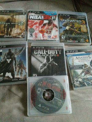 Ps3 games for Sale in West Valley City, UT