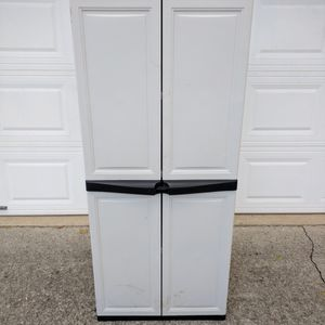 Plastic Storage Cabinet for Sale in Duluth, GA