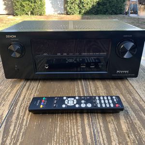 Denon AVR-X2000 7.1 Ch In-Command Series Network 4K AV Receiver w/Airplay for Sale in Beverly Hills, CA