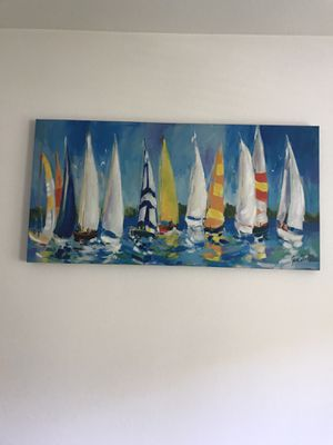 Home decor canvas paintings for Sale in Irvine, CA