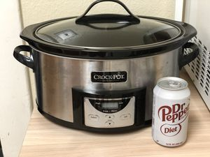 Crock Pot Slow Cooker from Costco for Sale in Glendale, CA