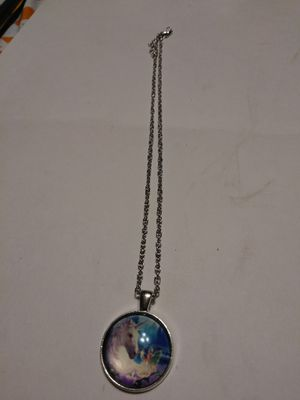 New! Unicorn and fairy necklace for Sale in East Gull Lake, MN