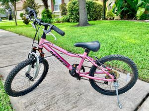 "20"" Raleigh mountain bike for Sale in Winter Garden, FL"