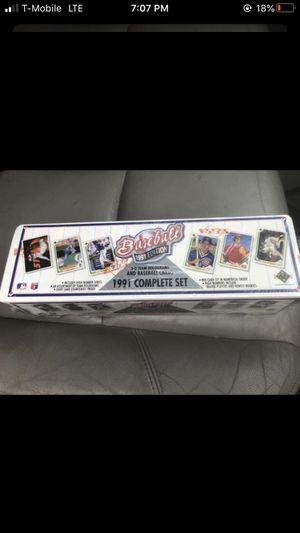 Upper Deck Baseball Cards 1991 Complete Set for Sale in Bonney Lake, WA