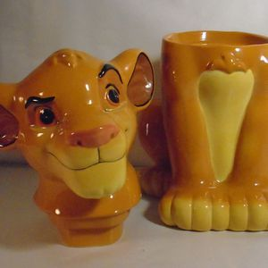 1994 Disney Simba Cookie jar for Sale in Lombard, IL