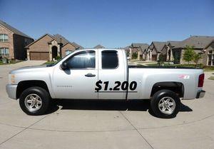 ✯Price 💲12OO For sale URGENT 2011 Chevrolet Silverado for Sale in Orange, CA