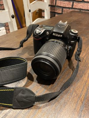 Nikon camera for Sale in Moriches, NY