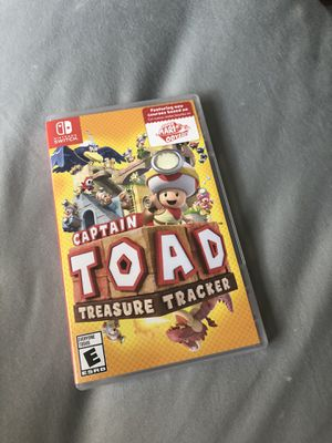 Toad treasure tracker for nintendo switch for Sale in Ruskin, FL