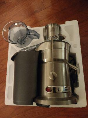 Premium Breville juice fountain 1000w - almost new for Sale in Piedmont, CA